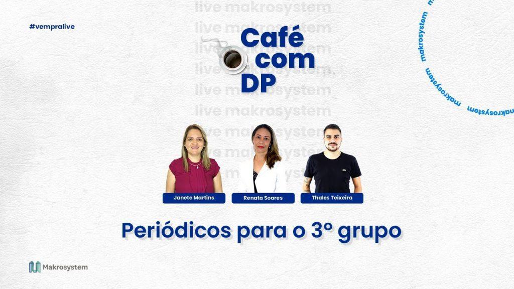 Cafe com Departamento Pessoal