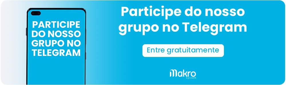 Telegram da Makro