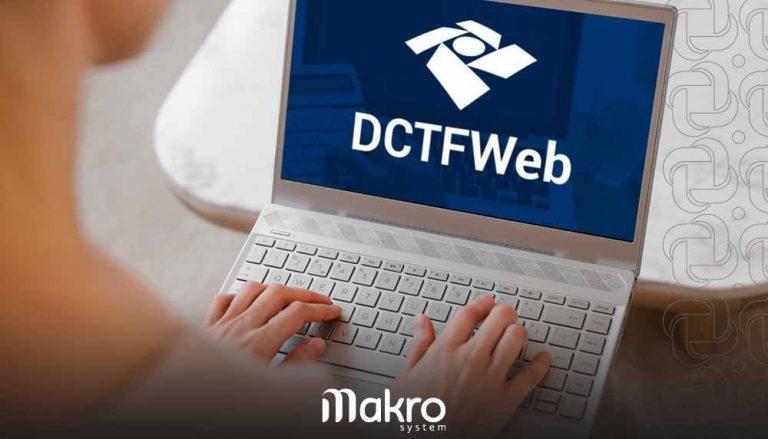 DCTFWeb: Receita Federal informa nova funcionalidade!