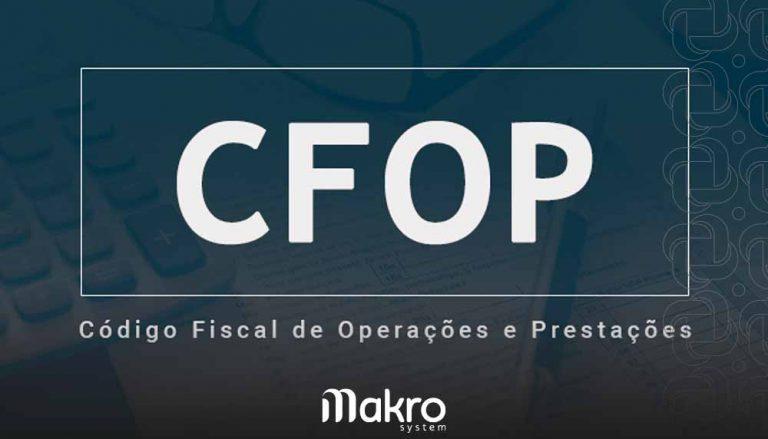 CFOP: Entenda a sigla